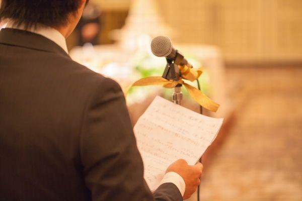 結婚式で大歓迎される 友人スピーチ7つの作成テクニック