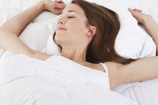 睡眠の質が悪いと心配なら挑戦したい! 簡単安眠テクニック☆