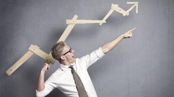 ポジティブに考えるだけで業績が右肩上がりにアップする!!