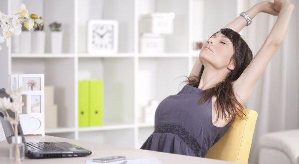 頭の回転が落ちてきた時に効果のある5つのリラックス法