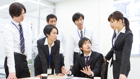 ストレスはチームワークで解消!職場で実践5つの方法