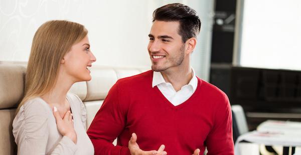 脈ありの時、女性が好きな人だけにとる4つの態度