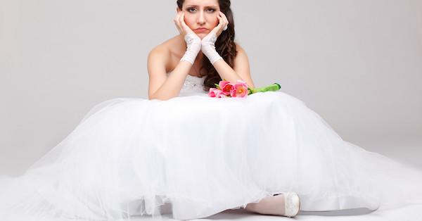 結婚できない女性に共通している5つの法則
