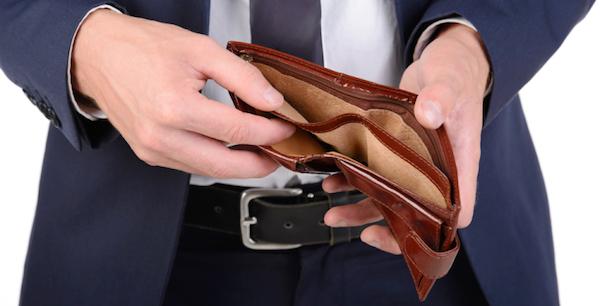 いつもお金がないと言う人に共通する6つの特徴