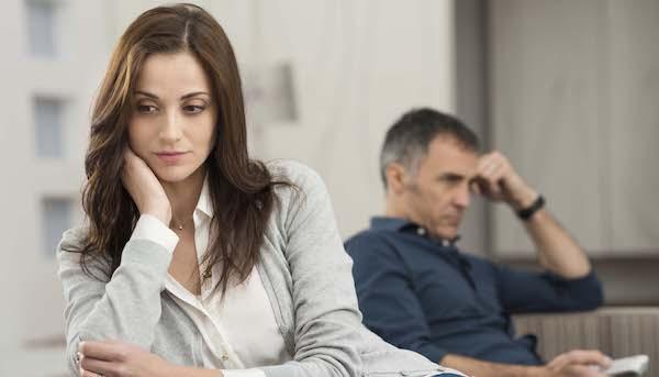 離婚の原因で、女性が別れを決める7つの理由