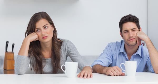夫嫌いな妻が結婚生活を円満に続けるには