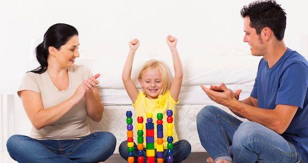 教育心理学を活用して、子どもを上手に褒めるには
