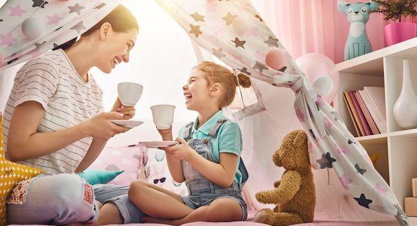 親の笑顔で子どもをやる気にさせる7つのコツ