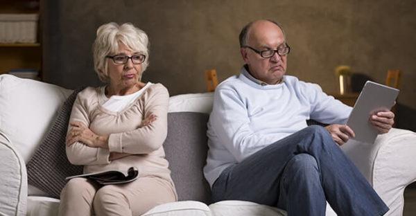 熟年離婚してしまうカップルにありがちな悪い習慣