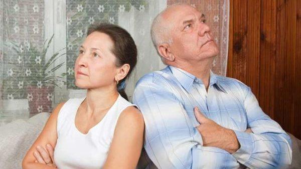 熟年離婚してしまうカップルによくある5つの特徴