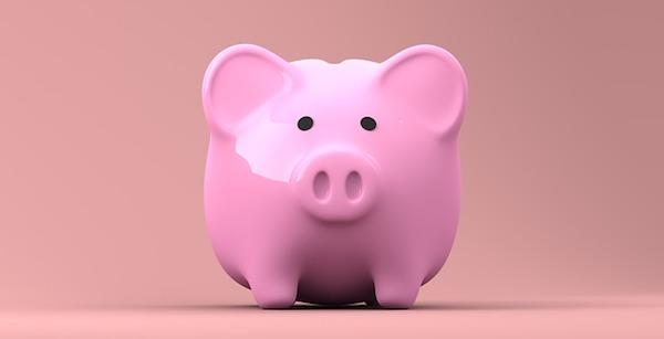 家庭の貯蓄イメージ